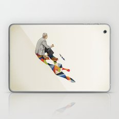 Walking Shadow, Lunch Laptop & iPad Skin