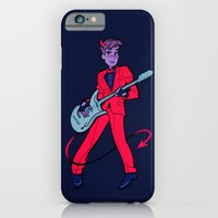 iPhone & iPod Case featuring Cryptozoology by Blue