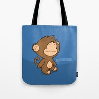 Happiness Is A Clear Nig… Tote Bag