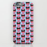 MOUTH BREATHER iPhone 6 Slim Case