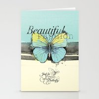 Beautiful Papillon ( But… Stationery Cards