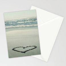 I ♥ the Beach! Stationery Cards