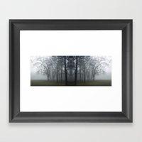 Espiritu - 017 Framed Art Print