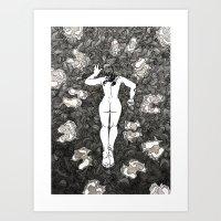 Dream 1: Accepting Change Art Print