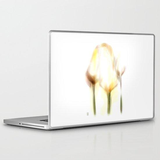 Three Tulips Laptop & iPad Skin
