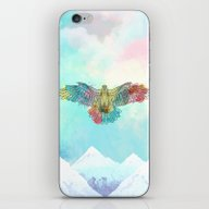 Colorful Eagle iPhone & iPod Skin