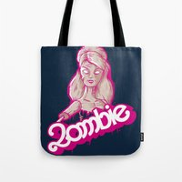 UNDEAD TOY Tote Bag