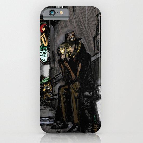 Halogen Dreams iPhone & iPod Case