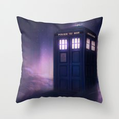 Where do you want to start? Throw Pillow