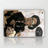 Tom Waits? Laptop & iPad Skin