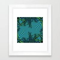 Disturbed  Framed Art Print