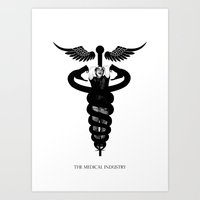 Emergency Art Print