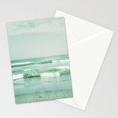 Vintage waves..... Stationery Cards