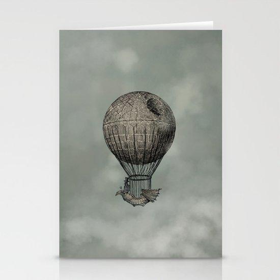 Dark Voyage Stationery Card