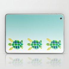 Swimming Baby Sea Turtle… Laptop & iPad Skin