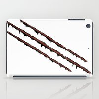 Sliced By You Know Who..… iPad Case