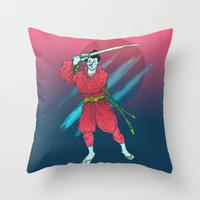 Tales of old Japan (1928) Throw Pillow