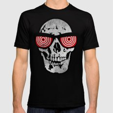 X-Ray Mens Fitted Tee Black SMALL