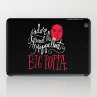 iPad Case featuring French Poppa by Chris Piascik