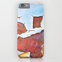Cracked Gate Detail iPhone 6 Slim Case