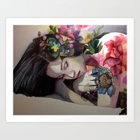 Indelible Art Print
