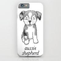 Dog Breeds: Australian Shepherd iPhone 6 Slim Case