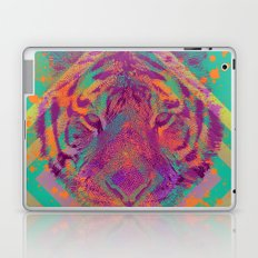 Tiger Bright Laptop & iPad Skin