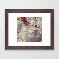 Primavera Framed Art Print