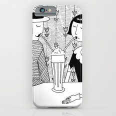 They shared a chocolate shake and some dreams iPhone 6 Slim Case