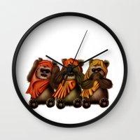 STAR WARS The Three Wise… Wall Clock