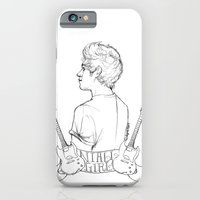 iPhone & iPod Case featuring Niall Girl by Ashley R. Guillory