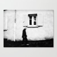 I Follow You In The Stre… Canvas Print