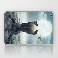 Guide You Through The Da… Laptop & iPad Skin