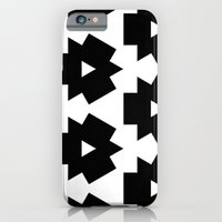 iPhone & iPod Case featuring Meijer Black & White by Stoflab