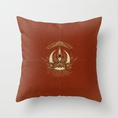 Perceive Self Throw Pillow