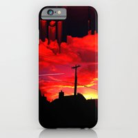 iPhone & iPod Case featuring Dreaming On A Train by Something Funny Is Happening