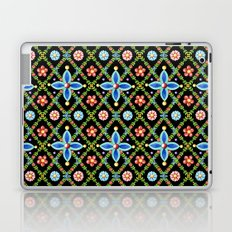Millefiori Heraldic Lattice Laptop & iPad Skin