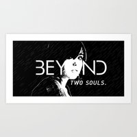 Beyond : Two Souls  Art Print