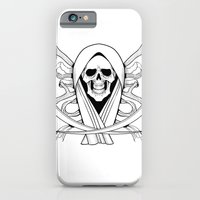 Death iPhone 6 Slim Case