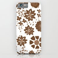 iPhone & iPod Case featuring Free the Flowers by Arts and Herbs