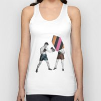 Mixed Martial Art Unisex Tank Top