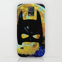 iPhone Cases featuring The Bat is Back by Saundra Myles