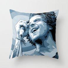 Anthony Green Throw Pillow