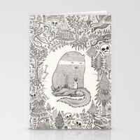 Froggle, Doggle And Pogg… Stationery Cards