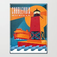 Charlevoix The Beautiful Canvas Print