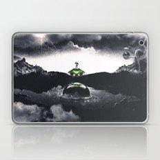 The Landing A Zebes Surrealism Laptop & iPad Skin