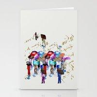 Chinese Grandmas Stationery Cards