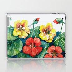Nasturtium Laptop & iPad Skin