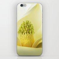 Magnolia Revealed iPhone & iPod Skin