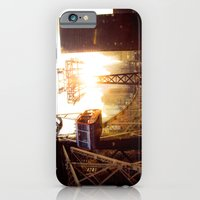 iPhone & iPod Case featuring Hook, Line & Sinker by Phil Provencio